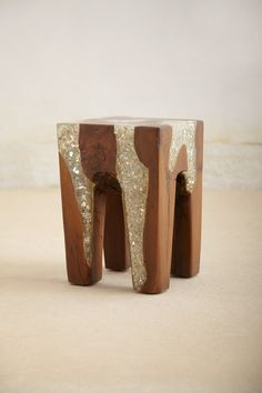 Anatolia Stool #AnthroFave #contemporaryFurniture #uniquefurniture #luxuryfurniture #designerfurniture