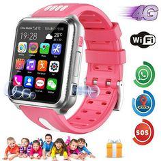 Phone Watch For Kids, Toy Claw Machine, Girls Wrist Watch, Unlocked Phones, New Kids, Smart Watch, Wifi, Kids Smart, Baby Alive