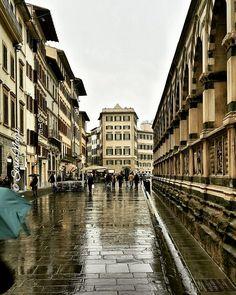 Una piovosa natalizia a Firenze #natale2015