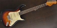 DEAN ZELINSKY / TAGLIARE CUSTOM Z-Glide Vintage Sunburst Rosewood Guitar Free Shipping! δ