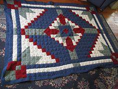 crochet quilt blanket pattern