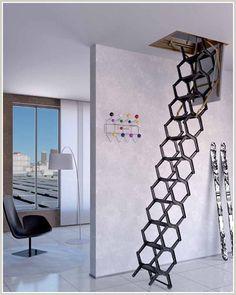 Adj Attic Ladder