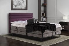 Diamond Motor Bed - Diamond collection is a premium class bed collection, which is produced in the highest quality materials. Diamond has many different options to choose from. Bedding Collections, Bed Design, Finland, Beds, Bedroom Decor, Diamond, Furniture, Home Decor, Decoration Home