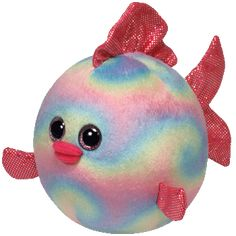 43eb92878687c Ty Beanie Ballz Rainbow - Fish  Beanie Ballz are little wild and whacky