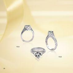 Day 2 - Wedding Rings ... Number 7024 is my ring :)  Love it so much!  #EveningSun #DreamWedding #galatea #scottandcojewelry