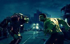 #Hulk #Fan #Art. (Marvel Civil War - Hulkbuster Vs Hulk) By: ThanosEditions. ÅWESOMENESS!!!™ ÅÅÅ+