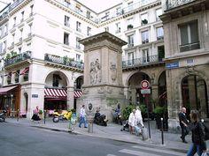 Fontaine de Mars, Paris