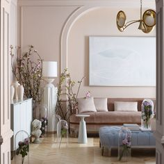 The Agenda: SF Design Week, Jean-Louis Deniot for Baker, and Richard Prince… Home Design, Sf Design Week, My Living Room, Living Spaces, French Interior Design, Luxury Interior, Muebles Living, Baker Furniture, Furniture Nyc