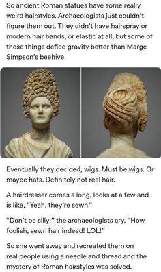 Tumblr Thread: When In Doubt Ask The World's Craftspeople Tumblr Funny, Funny Memes, Hilarious, Funny Fails, History Jokes, Art History, Funny History Facts, Thats The Way, The More You Know