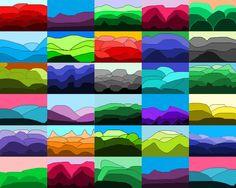 grade 4 Art With Mr Hall: 10 min Value Landscapes II