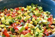 Cowboy Caviar - seriously the best ever.  I could make this a meal!