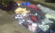 Illegal police uniform factory uncovered in Police College   The Lagos State Police Command has uncovered a factory inside the Police College in Ikeja where police uniforms and other accessories are illegally produced and sold.  According to Vanguard Police arrested four persons all women among them two nursing mothers. Several police uniforms with different ranks badges belts boots cardigans caps and force numbers were recovered from the suspects. Vanguard gathered that investigation was…