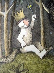 Where The Wild Things Are Book Illustrations Max