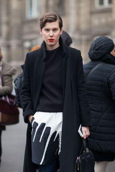 Paris Fashion Week, Fall 2013 - Harper's BAZAAR