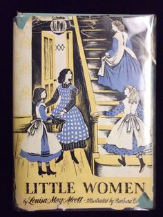 Vintage Little Women, Louisa May Alcott, illustrated by Barbara Cooney, 1955