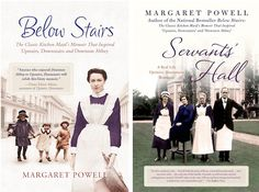 Below Stairs and Servants' Hall by Margaret Powell | 14 Books To Read If You Love Downton Abbey