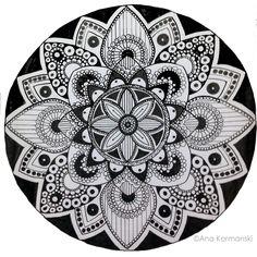 Mandala by Ana Kormanski