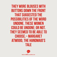 34 Best The Handmaids Tale Images Handmaids Tale Quotes Book