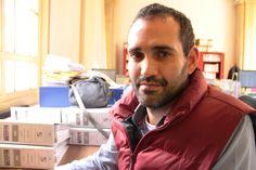 Bladimir Martínez, Ingeniero asesor y supervisor del proyecto