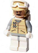 Hoth Officer - Lego Star Wars Minifigure by LEGO. $4.95. Collectible LEGO minifigure.. From the Star Wars product line.. Loose LEGO minifigure (stands just under 2 inches tall).