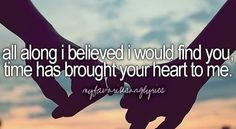 A Thousand Years ~ Christina Perri My favorite song in the whole wide world!