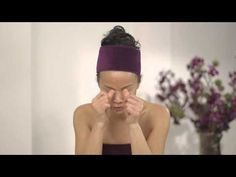 Celebrity facialist Su-Man's two-minute skin rejuvenating self-facial - YouTube