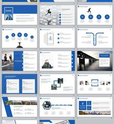 PowerPoint Template Item Details: templates Video: Features: templates for PowerPoint Slides Easy and fully editable in powerpoint (shape color, size, position, etc). PPT & pptx files for Ratio. Powerpoint Slide Designs, Powerpoint Charts, Powerpoint Themes, Powerpoint Design Templates, Keynote Template, Business Company, Business Design, Company Portfolio, Brand Presentation