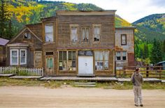 St. Elmo is one of Colorado's best-preserved ghost towns! Plus, Mount Princeton hot springs, chalk cliffs & waterfalls are nearby.                                                                                                                                                      More
