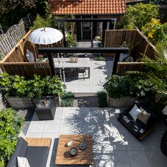 Garden Gazebo, Big Garden, Rooftop Garden, Balcony Garden, Dream Garden, Home And Garden, Landscape Architecture Design, Garden Landscape Design, Outdoor Rooms