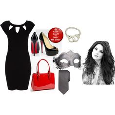 """Fifty Shades of Grey Inspired - Anna Steel"" by brittanyhumphrey on Polyvore"