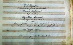 Adelinda, il grande dramma lirico del Titano