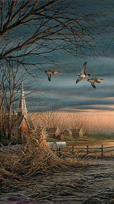 Terry Redlin