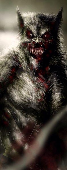 ..my werewolves...