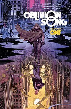 Oblivion Song #1 Cover A 1st Print Image Comics Optioned Development Kirkman