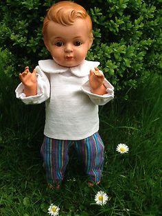 Schmidt, German, Dolls, Face, Heart, Guys, Deutsch, Baby Dolls, German Language