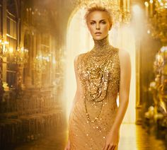 Charlize Theron - maybe one of the most beautiful women on the planet