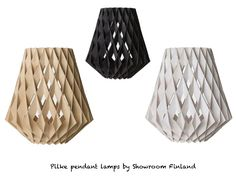 Two famous wooden design lamp brands from Finland are at Diseno Store Lamp Design, Lighting Design, Scandinavian Design, Finland, Pendant Lamps, Showroom, Lights, Istanbul, Diy