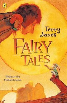 Fairy Tales (Puffin Books) by Terry Jones http://www.amazon.co.uk/dp/0140322620/ref=cm_sw_r_pi_dp_T2zYwb0BCNREV
