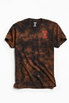 Death Row Records Embroidered Tee