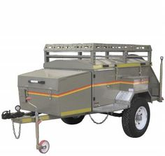Bush Baby 15 With Draw Out Rack Trailers For Sale Bush Baby 15