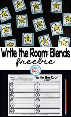 Write the Room Blend
