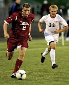 I plan to play D1 soccer in the states.