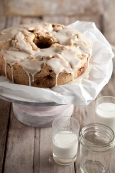 Uncle Bob's Fresh Apple Cake Recipe by Paula Deen | Maypurr