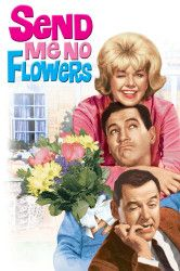 Send Me No Flowers is out latest movie classic as Doris Day teamed with Rock Hudson