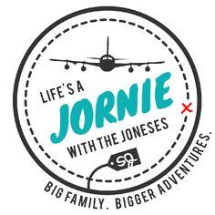 Jornie · Big family. Bigger adventures.