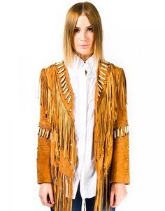 Liberty Fringe Jacket