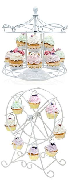 Carnival Cupcake Holders // SO VeRy cUte ♥ L.O.V.E.