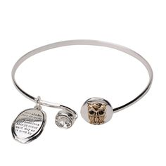 The Precious Things Owl Bracelet