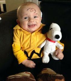 Disfraces de Carnavales Originales para bebés y niños / Fantasias deCarnaval divertidas para bebês e crianças / Babies and kids DIY costumes Charlie Brown