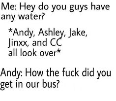 that soo would be me, and to Andys' question- Well you see what had happened was..........
